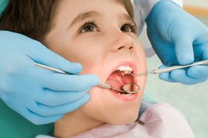 Children's Dental Care in Weston